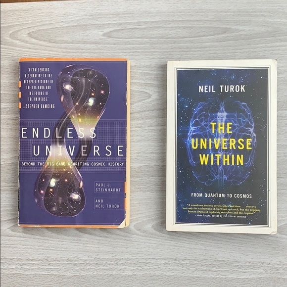 Endless Universe and Universe Within by Neil Turok